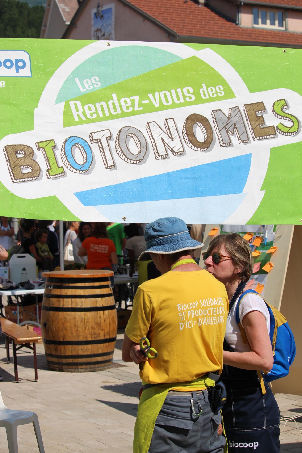Biotonomes 2018