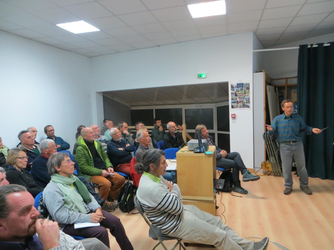 Michel Cranga nous expose son scénario énergétique, bis